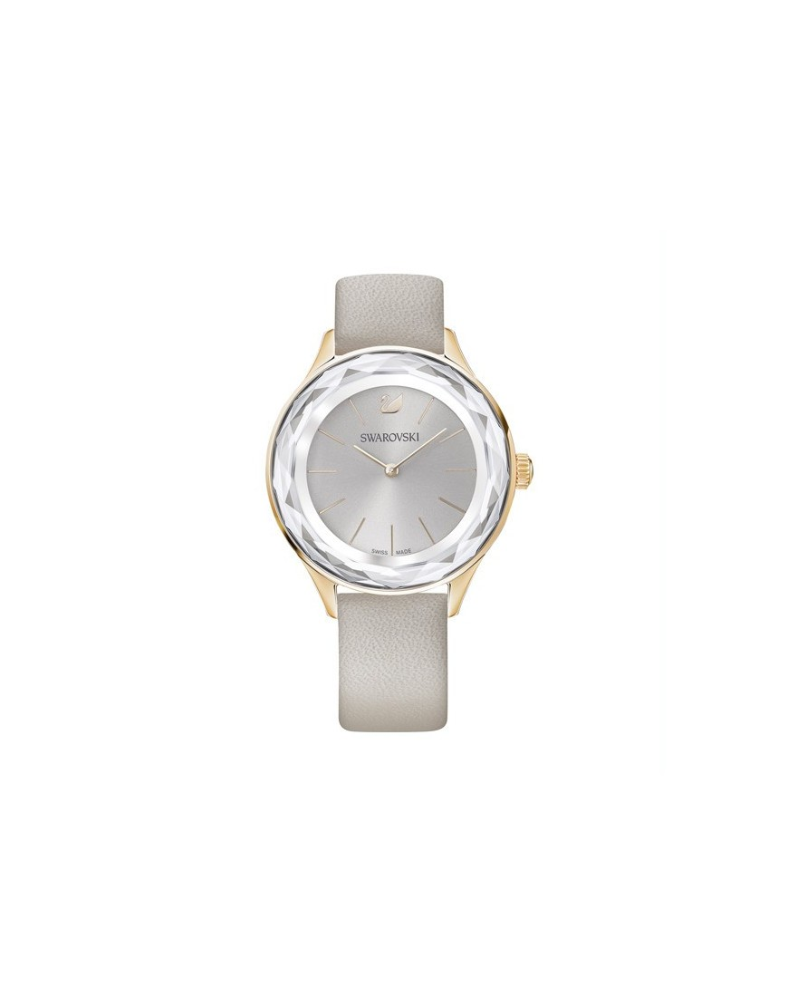 5295326 - Relógio Swarovski OCTEA NOVA LS TAUPE/GR