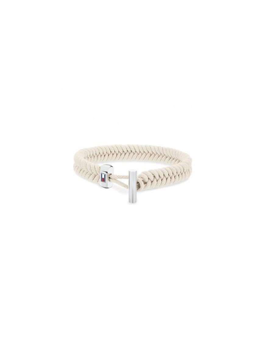 2701073 - Pulseira men's cord branca
