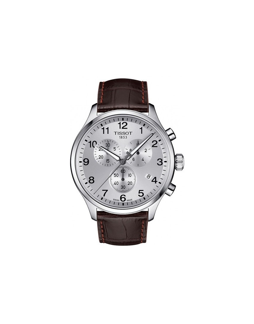 T116.617.16.037.00 - Tissot chrono xl classic white/brown