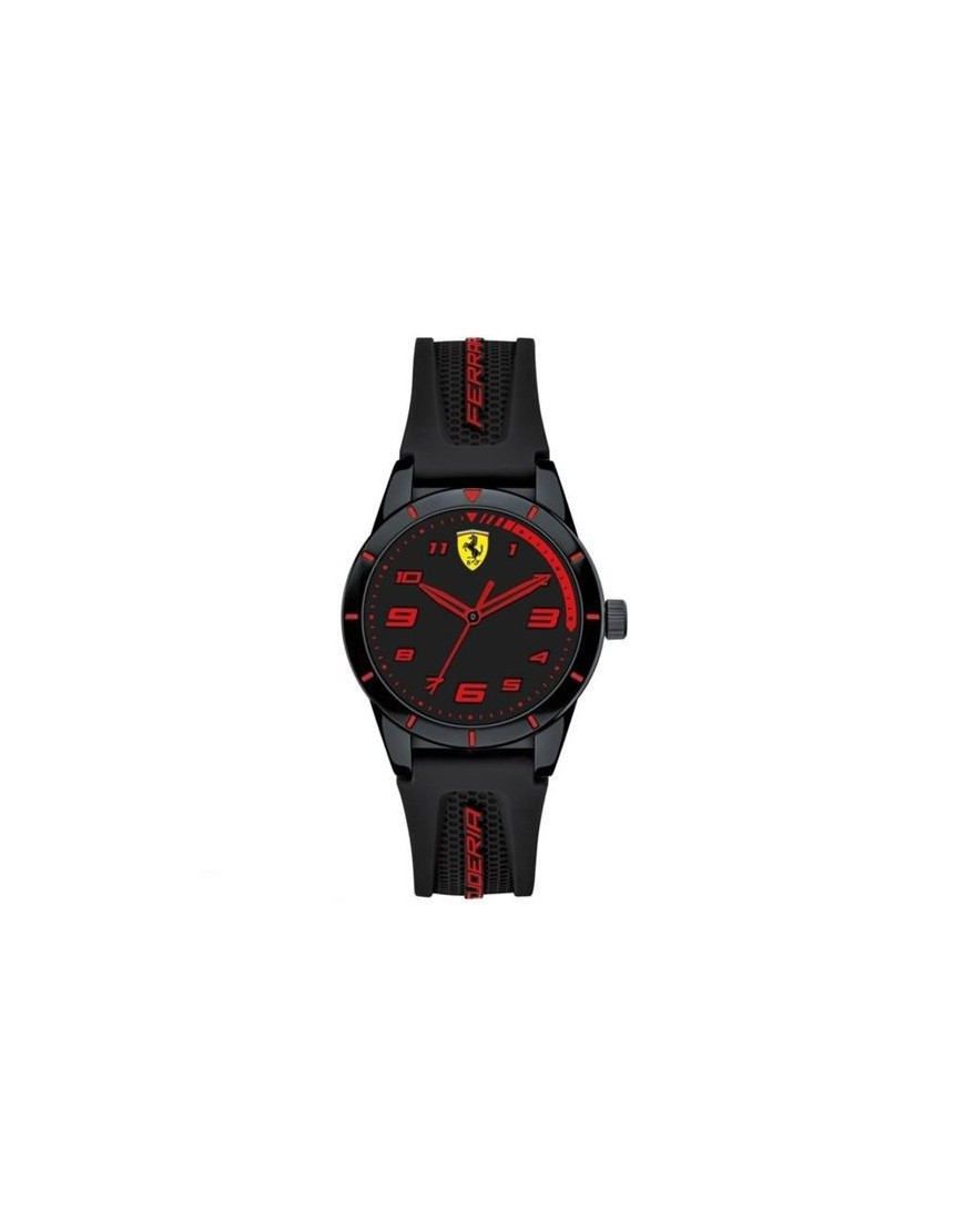860006 - SF Red Rev Bk-Red Di 34mm/Bk-Red Sil Str
