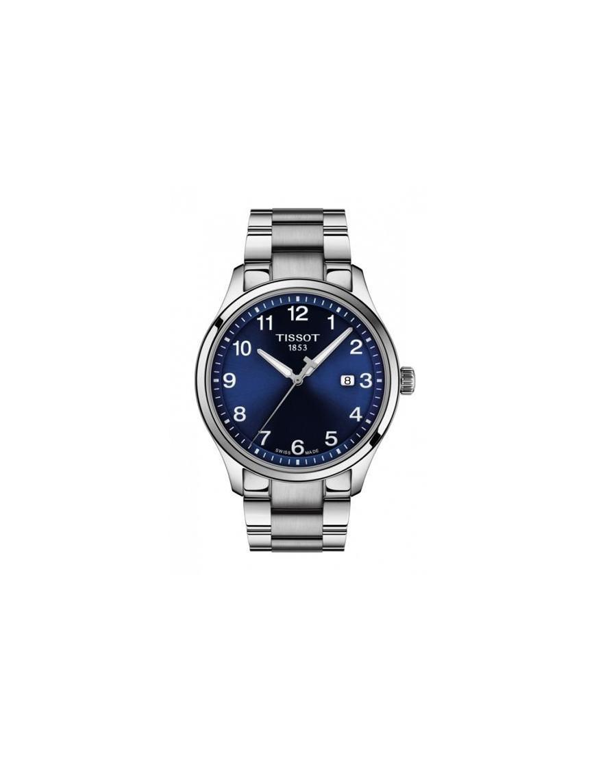 T116.410.11.047.00 - TISSOT GENT XL Blue/Steel