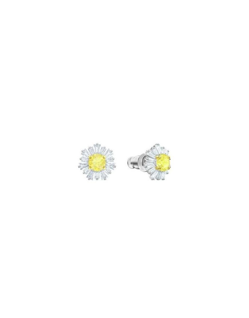 5459591 - Swarovski SUNSHINE:BRINCOS DE PRESSAO STUD CZWH/RH