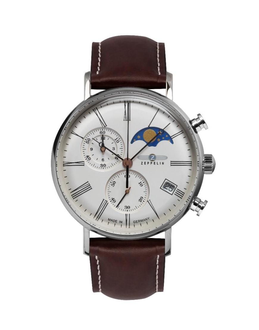 - Relógio Zeppelin LZ120 Rome 7194-5