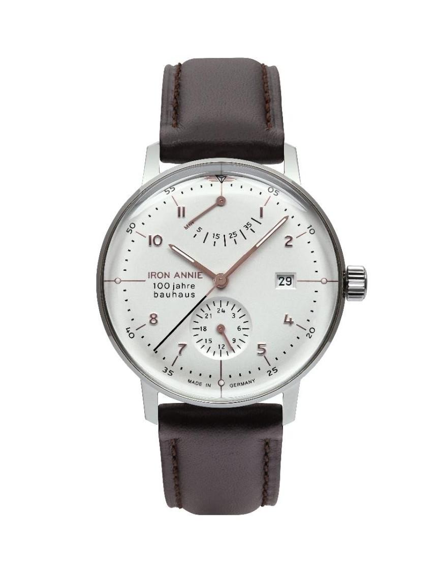 - Relógio Iron Annie Bauhaus 5066-4