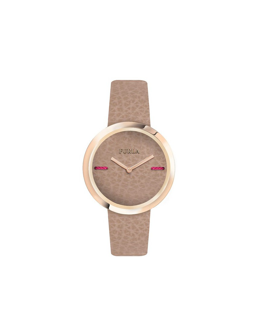 R4251110502 - MY PIPER 34mm 2H BROWN DIAL BROWN STRAP