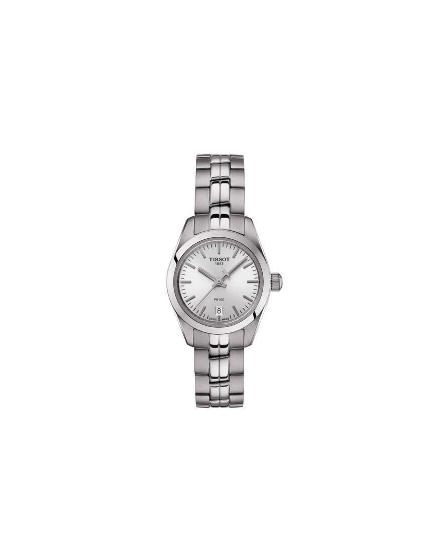 T101.010.11.031.00 - TISSOT PR 100 Small Lady silver/steel