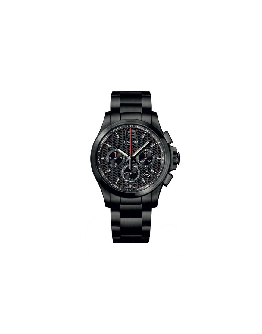 L37172666 - Longines Conquest VHP Chr.Black PVD 42mm