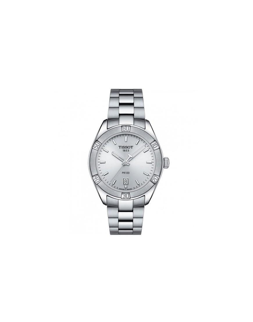 T101.910.11.031.00 - TISSOT PR 100 Sport Lady silver/steel
