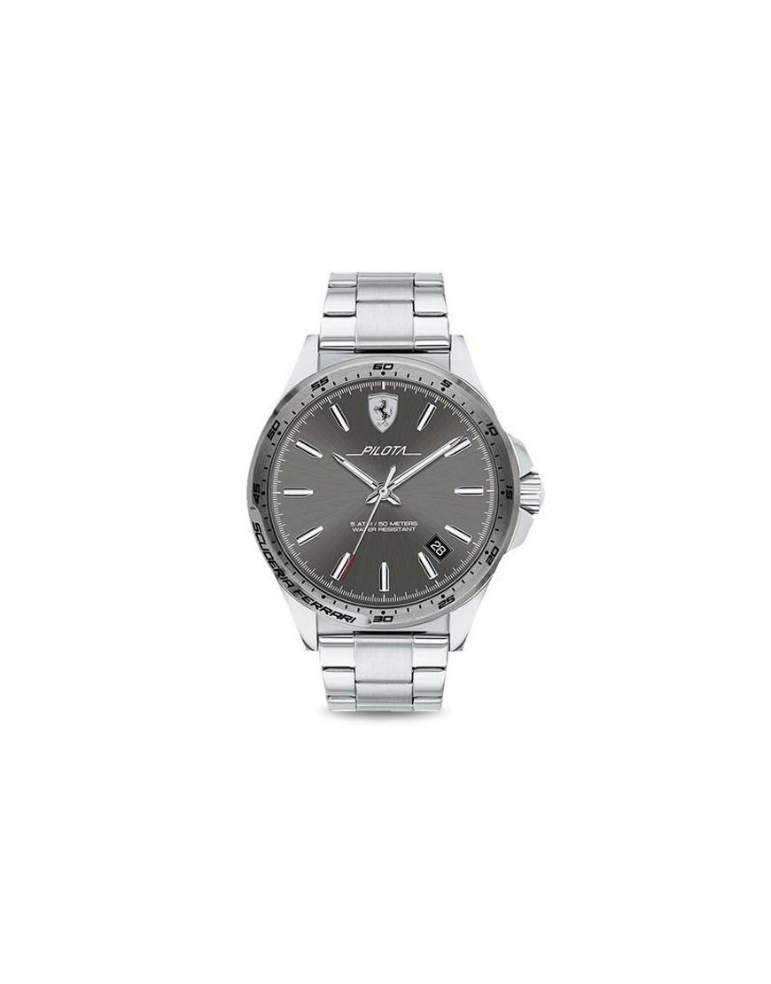 830526 - SF Pilota Grey Dial St/St Bracelet