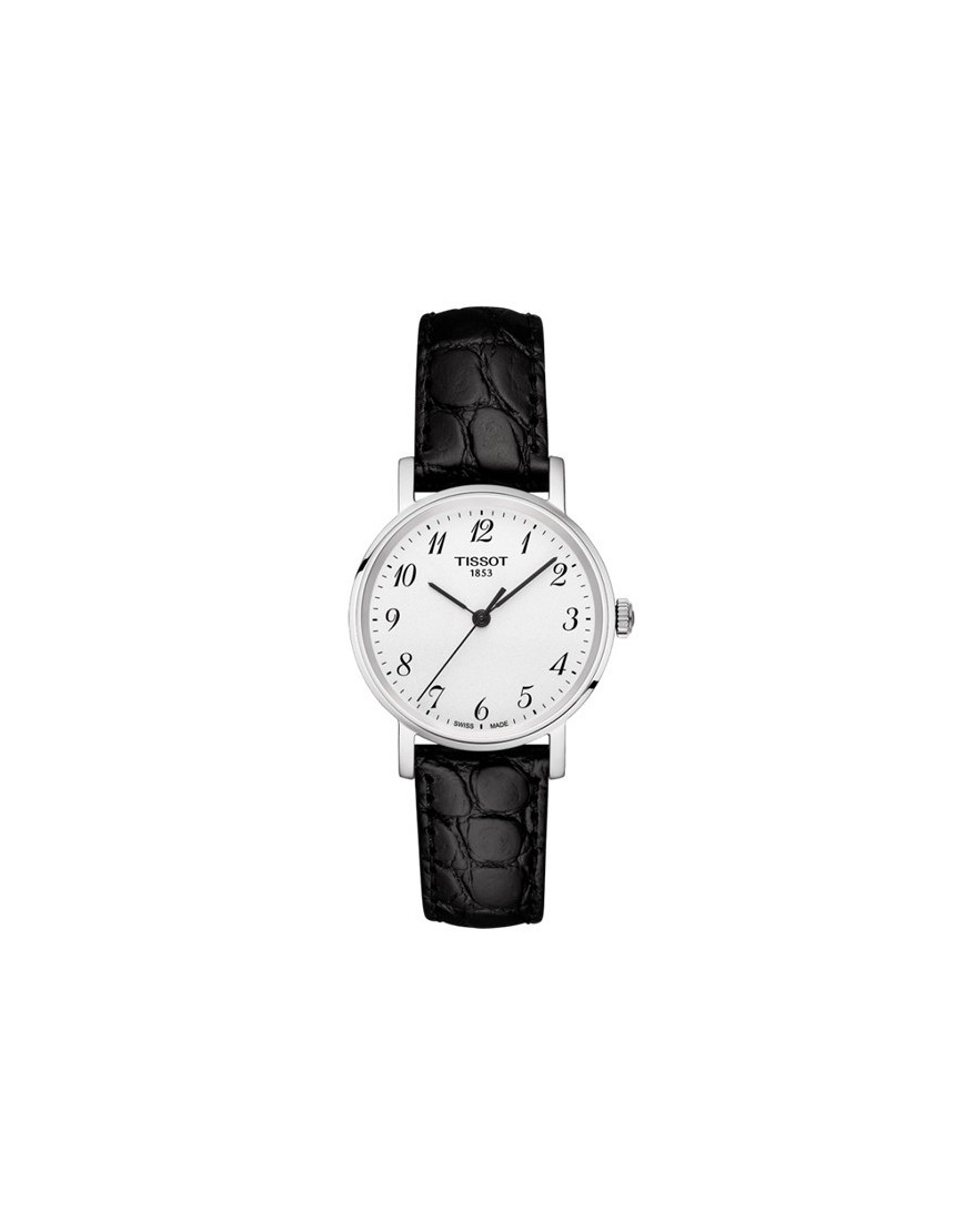 T109.210.16.032.00 - TISSOT EVERYTIME LADY WHT/BLK